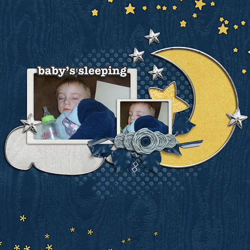 Logan Sleeping by Lukasmummy
