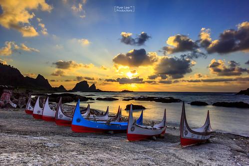 sunrise landscape 台灣 蘭嶼 orchidisland canon1022 550d 台東縣 東清灣 蘭嶼鄉 canon550d