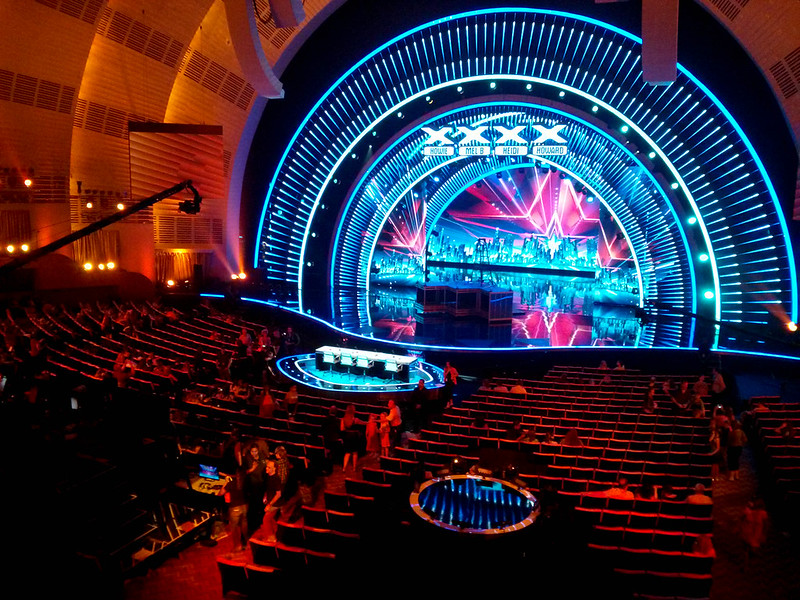 America's Got Talent @ Radio City Music Hall | New York City, USA