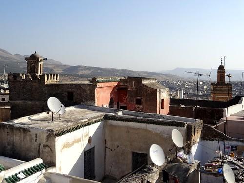 مدينة القديمة في فاس