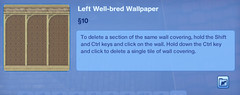 Left Well-bred Wallpaper