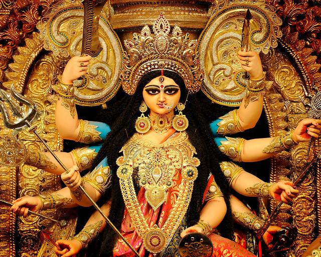 Missing The Mother Goddess