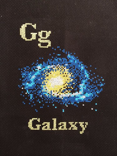 G is for Galaxy