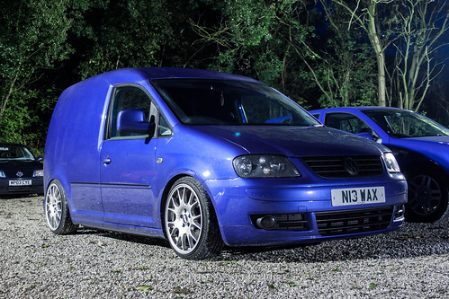 VW Caddy - UnPhased Oct 2013