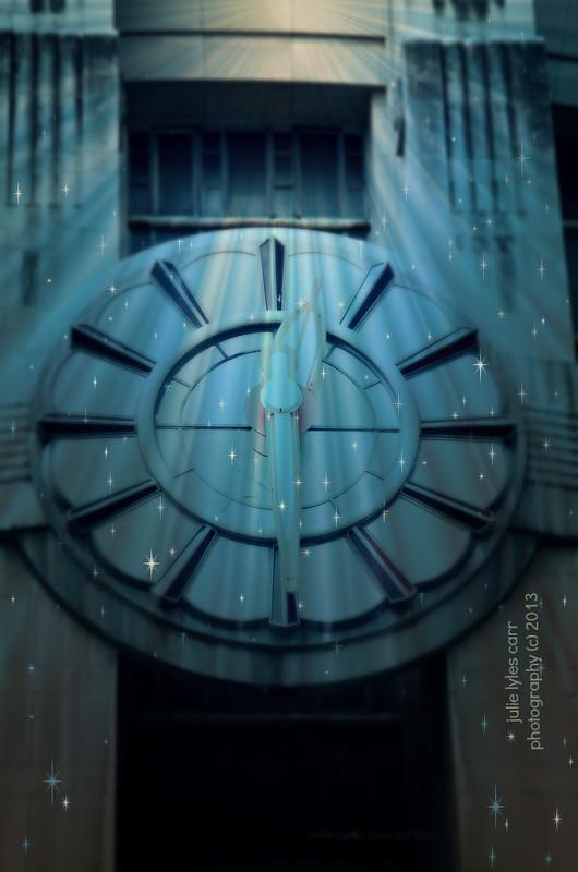 union terminal clock edit