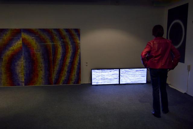Eurasia (2009-2013) et Line Wave (2012-2013) de Patrick Dombis