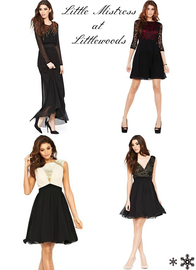little mistress christmas party dresses