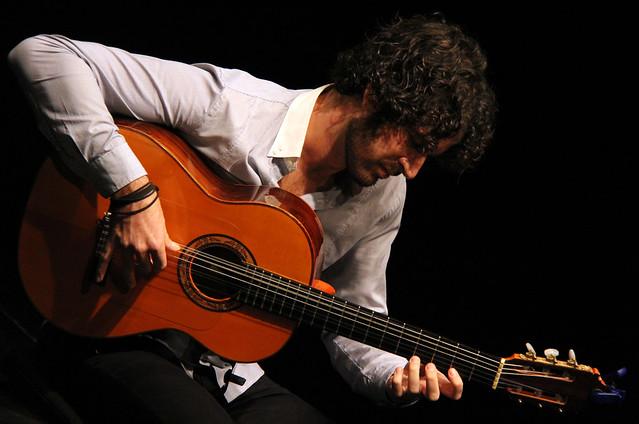 JOSÉ TORRES, GUITARRA FLAMENCA - TEATRO EL ALBÉITAR - 25.10.13 LEÓN