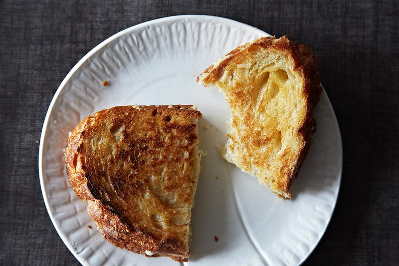 Grilled cheese from Food52