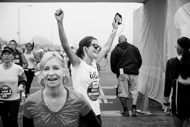 BEGINER'S GUIDE: How I ran San Francisco Nike Women's half Marathon 2013