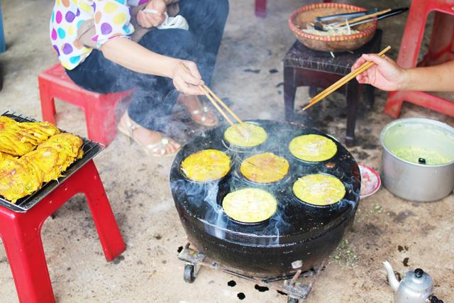 Bun Xiao street food Vietnam