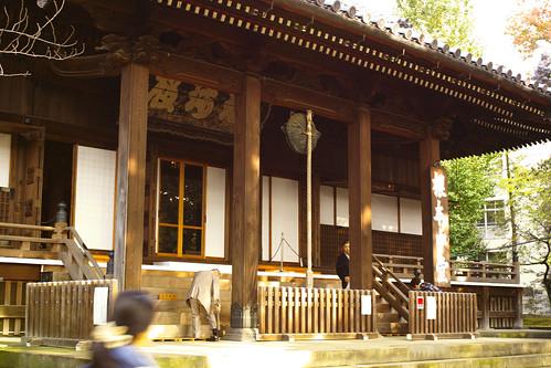 上野寛永寺根本中堂 by leicadaisuki