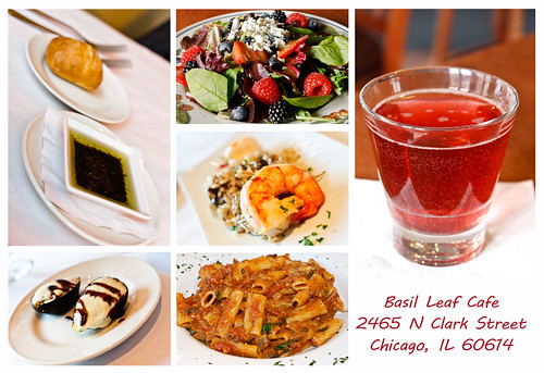 Basil Leaf Cafe