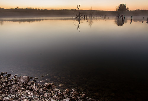 wood longexposure morning november autumn trees sky fall nature water sunrise canon landscape outdoors morninglight pond 7d buschwildlife canon7d canon1585mmlens