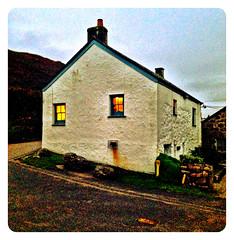 Smuggler's cottage, Porthgwarra, Cornwall#cornwall#camera+ by davidearlgray