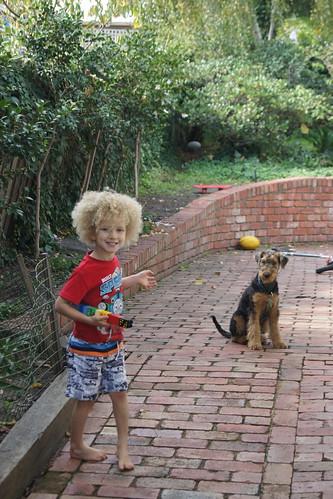 Getting kids outdoors DSC00963