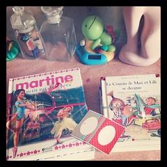 ★ j'emballe les premiers cadeaux de Noël ★ #noel #cadeaudenoel #maxetlili #martine #ourlittlefamily #france