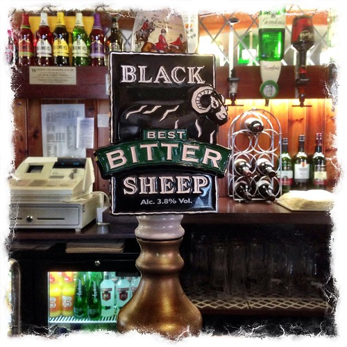 Black Sheep Bitter