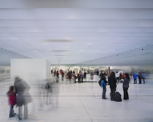 SANAA 建築師事務所 - Louvre Lens Museum 法國羅浮宮朗斯分館