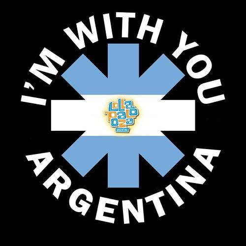 RHCP Argentina 2014