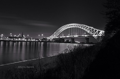 Runcorn Bridge, Merseyside
