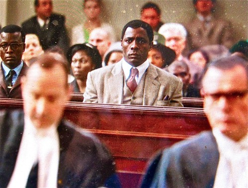 mandela in court