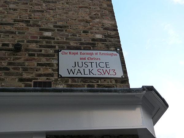 justice walk