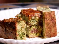 produce(0.0), dessert(0.0), vegetarian food(1.0), food(1.0), dish(1.0), meatloaf(1.0), cuisine(1.0), quiche(1.0),