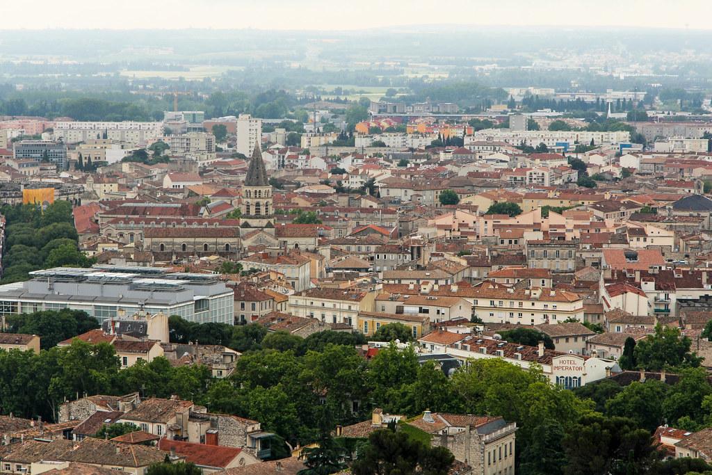 Elevation of 64 rue de grezan n mes france maplogs - Cabinet de radiologie nimes ...