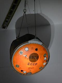 Landekapsel von Sojus-29