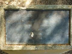 Photo of Bronze plaque № 30036