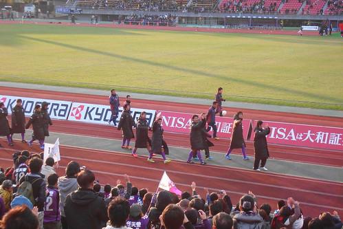 2013/12 J2プレーオフ準決勝 京都vs長崎 #02