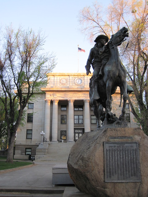 Picture from Prescott, Arizona