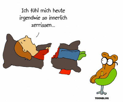 cartoon-schnutinger-zerrissenheit