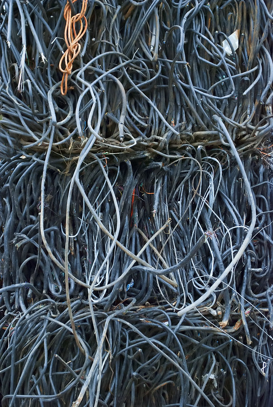 Scrap Electric Wire_3624