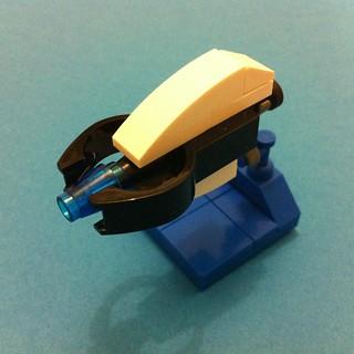 Lego portal 2 minigun