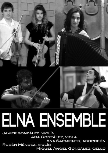 ELNA ENSEMBLE by juanluisgx