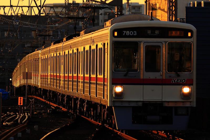 KEIO 7000 series 7803F
