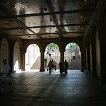 3 arches, Central Park
