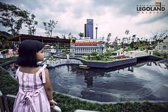 Eisya | Visit to Legoland Malaysia