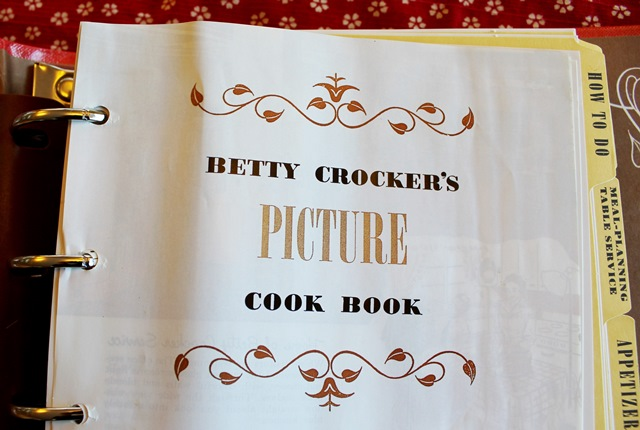 Betty Crocker Picture Cookbook Tea Party