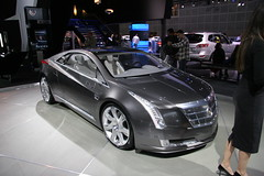 automobile, exhibition, executive car, cadillac, wheel, vehicle, automotive design, auto show, concept car, sedan, land vehicle, luxury vehicle,