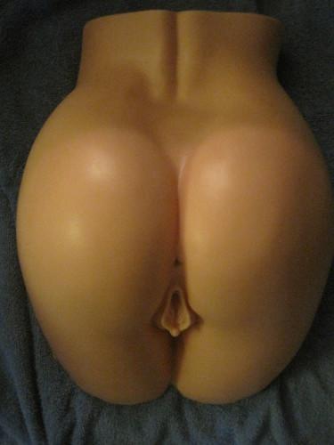 deep rubber vagina