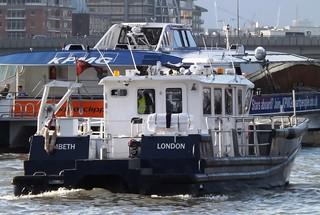 Lambeth (1) @ Tower Bridge 16-01-14
