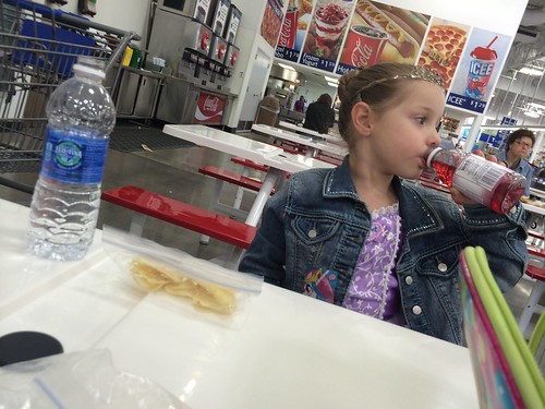 Sams Club Lunch Date