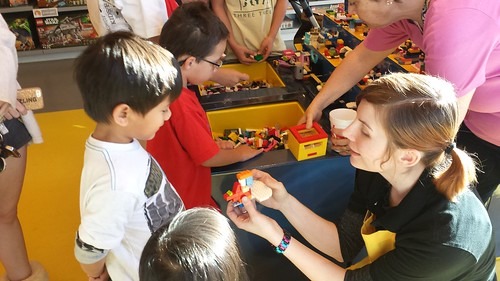 The LEGO Movie Store Building Event