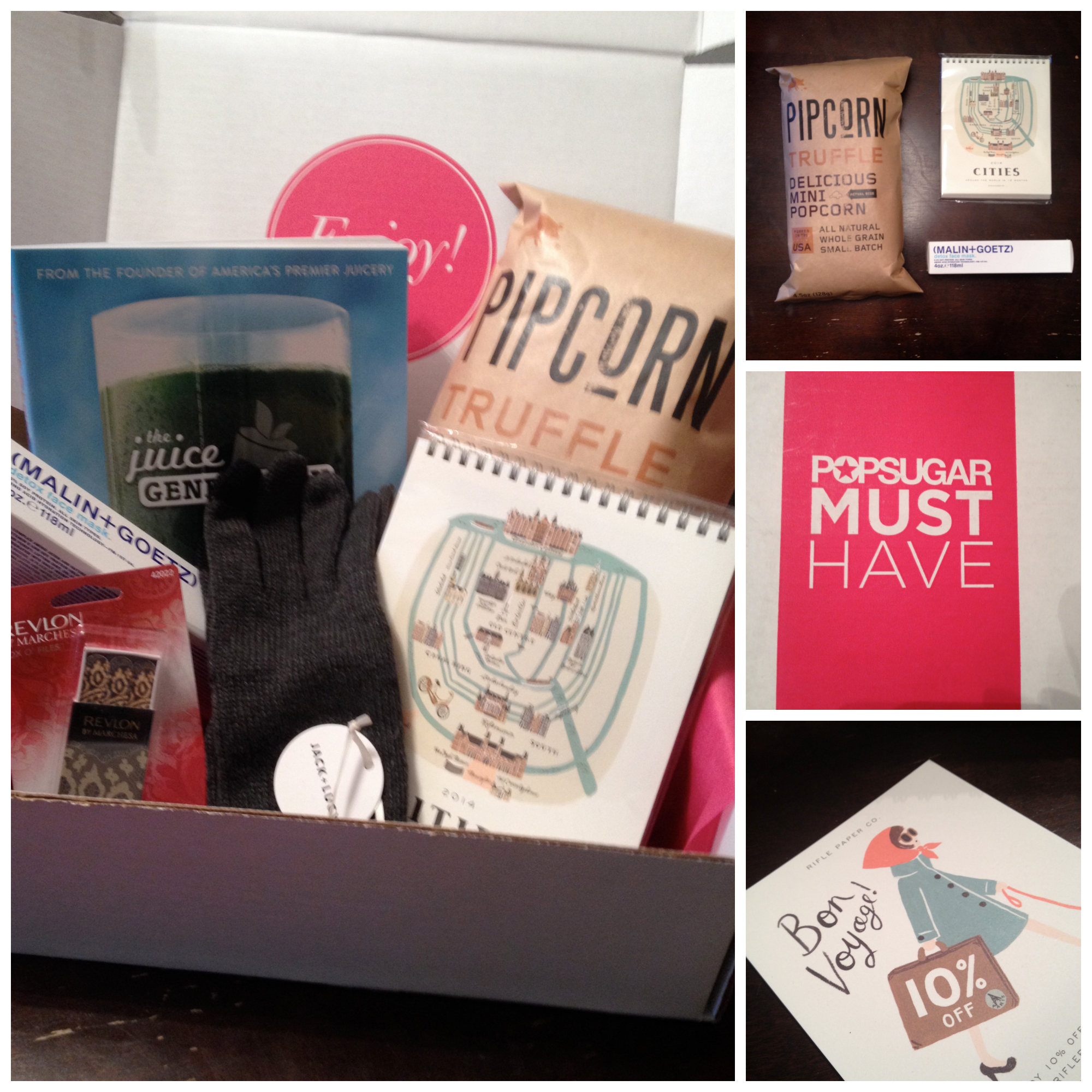 Popsugar, Must-Have, subscription package,