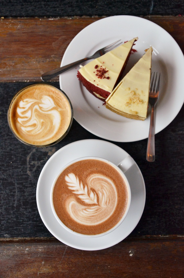 Coffee & Cakes @ Artisan