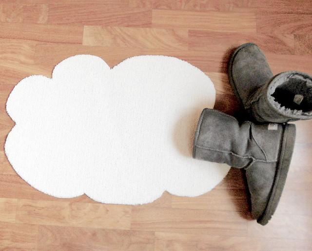 Cloudy mat 14