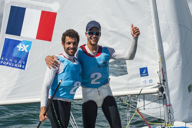 Sofian Bouvet & Jeremie Mion: Sailing World Cup 2014, Miami FL